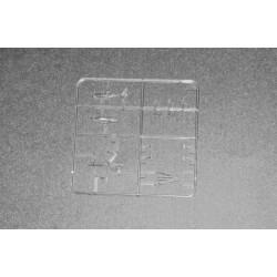 HRC9230KB Prolongateur de servo - Mâle/Femelle - UNI (FUT) type - 10cm Long - Noir/Noir/Noir - BULK 10 pces