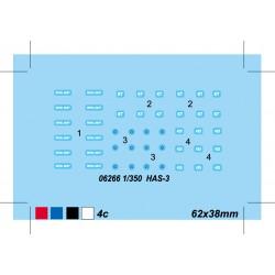 HRC9277P Câble Prolongateur - 22AWG - 20cm - BEC