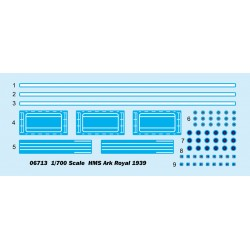 HRC61071GM Pneus - 1/10 Drift - montés - Jantes Gunmetal 5-bâtons 3mm Offset - Slick (2 pces)