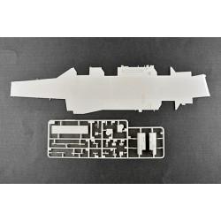 HRC61072GD Pneus - 1/10 Drift - montés - Jantes Gold 5-bâtons 6mm Offset - Slick (2 pces)