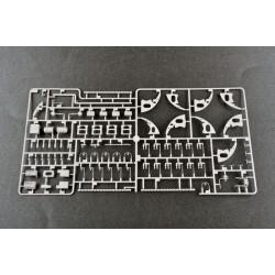 PL9065-03 Pneus - 1/8 Truggy - VTR - Positron 4.0'' M4 (super soft) (2 pces)