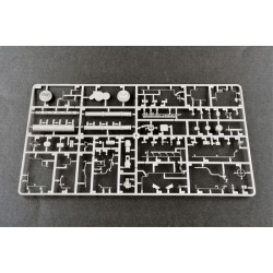 TM117057-3T Outil - Clé Allen - Team Magic - Embout de remplacement - 2.5mm (tip dia: 3.5mm)