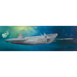 TRU06801 TRUMPETER DKM U-Boat Type VIIC U-552 1/48