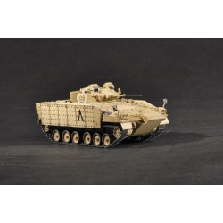 TRU07102 TRUMPETER British Warrior Tracked Vehicle1/72