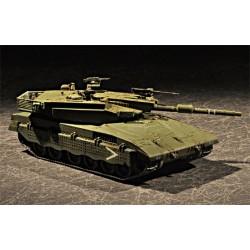 TRU07104 TRUMPETERIsrael Merkava Mk III BAZ MBT 1/72