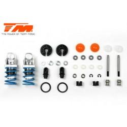 TM502317 Pièce détachée - G4+ - Amortisseurs (2 pces)