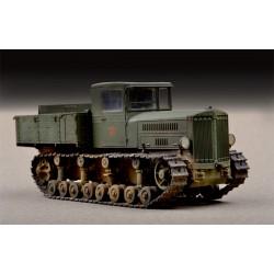 TRU07120 TRUMPETER Soviet Komintern Artil.Tractor 1/72