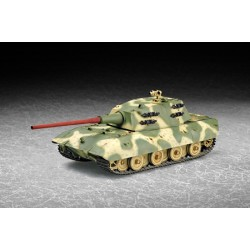 TRU07121 TRUMPETER German E-100 Super Heavy Tank 1/72