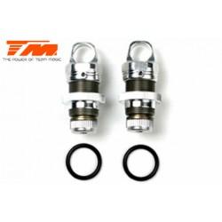 TM502317-2 Pièce détachée - G4+ - Corps et bouchon d'amortisseurs (2 pces)