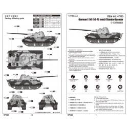 GUI0701LC Models Kit - Laser Cut - Fairchild 24