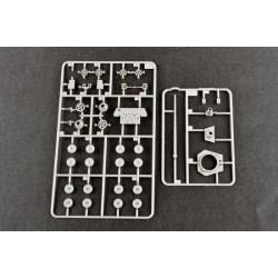 GUI0803 Models Kit - Scale U/Control - PT-17