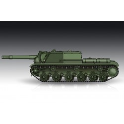 TRU07130 TRUMPETER SU-152 Self-propelled Howitzer 1/72