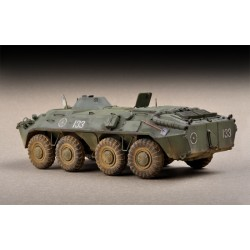 TRU07137 TRUMPETER Russian BTR-70 APC Early ver. 1/72