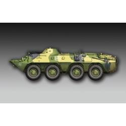 TRU07138 TRUMPETER Russian BTR-70 APC Late ver. 1/72
