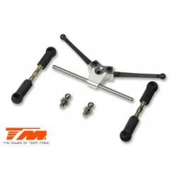 TM502325 Pièce Option - G4/G4+ - Barre anti-rouli arrière