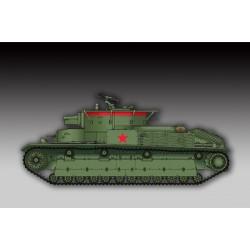 TRU07150 TRUMPETER Soviet T-28 Med.Tank (Welded) 1/72