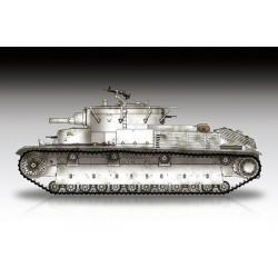 TRU07151 TRUMPETER Soviet T-28 Med.Tank (Riveted) 1/72