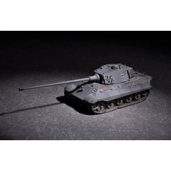 TRU07160 TRUMPETER Germ.King Tiger (Henschel)105mm1/72