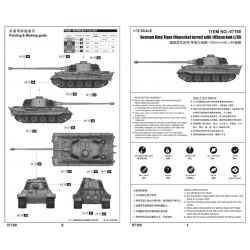 TRU00207 Allemagne 280mm K5 (E) canon de train Leopold