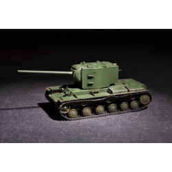 TRU07162 TRUMPETER Russian KV-2 with 107mm ZIS-6 1/72