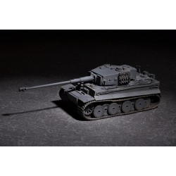 TRU07164 TRUMPETER German Tiger with 88mm kwk L/711/72