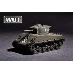 TRU07168 TRUMPETER US M4A3E8 with 105mm M4 1/72