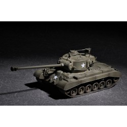 TRU07170 TRUMPETER US M26 with 90mm T15E2M2 1/72