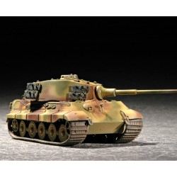 TRU07201 TRUMPETER German King Tiger 1/72