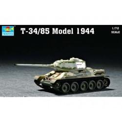 TRU07209 TRUMPETER T-34/85 Mod. 44 1/72