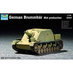 TRU07211 TRUMPETER Brummbar Mid.Prod. 1/72
