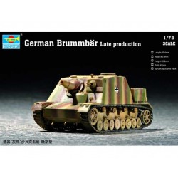 TRU07212 TRUMPETER Brummbar Late Prod. 1/72