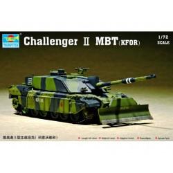 TRU07216 TRUMPETER Challenger 2 KFOR 1/72