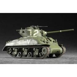 TRU07222 TRUMPETER US M4A1 (76)W Tank 1/72