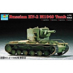 TRU07235 TRUMPETER KV-2 '40 Tank 1/72