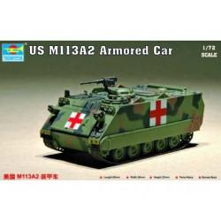 TRU07239 TRUMPETER US M113A2 Tank 1/72