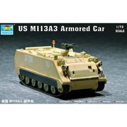 TRU07240 TRUMPETER US M113A3 Tank 1/72