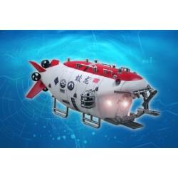 TRU07303 TRUMPETER Jiaolong Manned Submersible 1/72