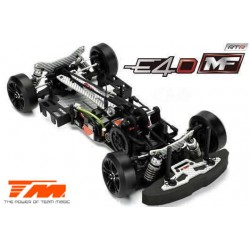 Carrosserie - 1/10 Touring - 190mm - Transparente - P37-R