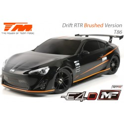 TM503017-T86 Auto - 1/10 Electrique - 4WD Drift - RTR - Team Magic E4D-MF – T86