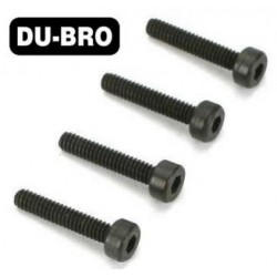 DUB2114 Screws - 2mm x 12 Socket Head Cap Screw (4 pcs per package)