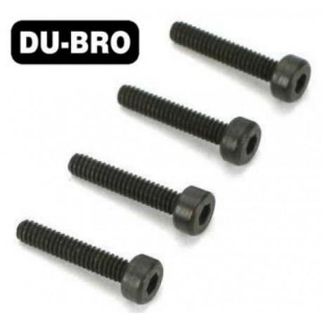 DUB2114 Screws - 2mm x 12 Socket Head Cap Screw (4 pcs per package)