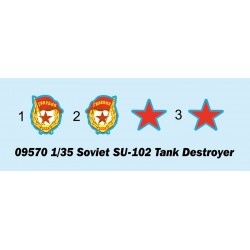 TRU00704 Officier soviétique de la Seconde Guerre mondiale 2