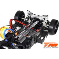 Carrosserie - 1/10 Formule 1 - Transparente - F1-Fifteen