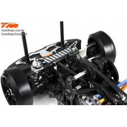Carrosserie - 1/10 Touring - 190mm - Transparente - LTC 2.0 Lightweight