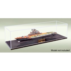 TRU09801 TRUMPETER Display Case 492x142x121 mm TC101