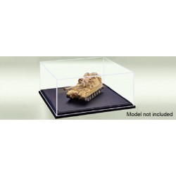TRU09812 TRUMPETER Display Case 170x170x70 mm
