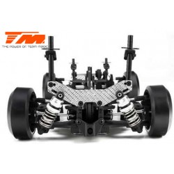Carrosserie - 1/12 Piste - Transparente - AMR-12 Light Weight