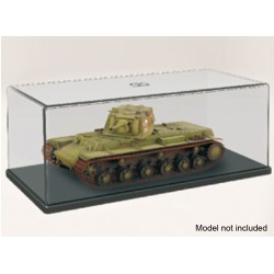 TRU09817 TRUMPETER Display Case 210x100x 80 mm