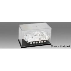 TRU09818 TRUMPETER Display Case 111x 61 x 63 mm 2pc