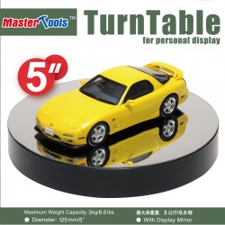 TRU09836 TRUMPETER Turntable Display 125 mm